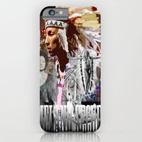 iPhone & iPod Case featuring HOMELAND SECURITY by TATTZ4CARZ.COM