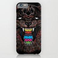 iPhone & iPod Case featuring Bakeneko by Vasco Vicente