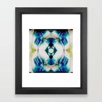 Neo Argyle Framed Art Print