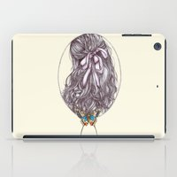 Bow and Butterfly iPad Case