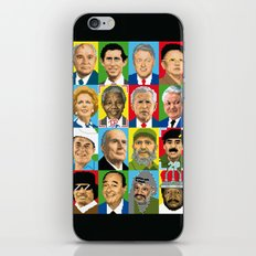 select your politic iPhone & iPod Skin