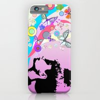 iPhone & iPod Case featuring Audrey Hepburn by Duru Eksioglu