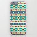 geometric aztec iPhone & iPod Case