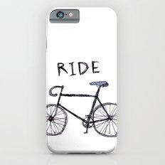 bike ride iPhone 6s Slim Case