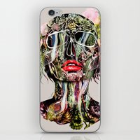 The Death Within 2  iPhone & iPod Skin
