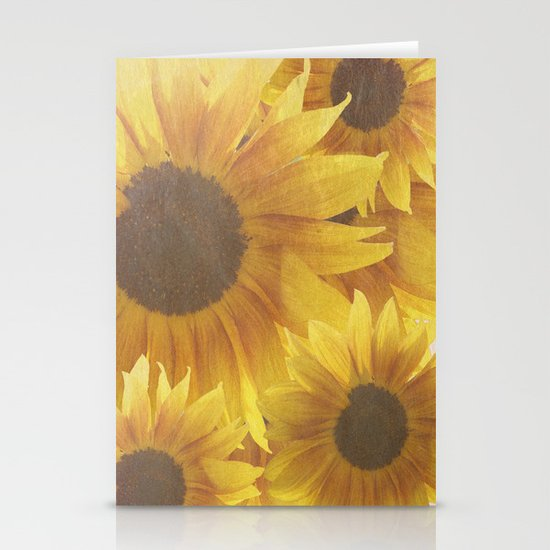 Flower Child  Stationery Card
