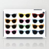 Sunglasses #4 iPad Case
