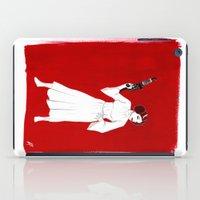 Rebel Girl iPad Case