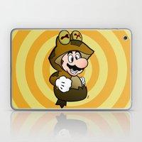 All Glory to the Mario Bros! Laptop & iPad Skin