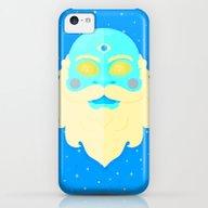 Santa Cosmos iPhone 5c Slim Case