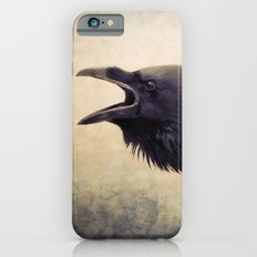 The Raven Slim Case iPhone 6s