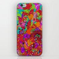 Jewel Thief  iPhone & iPod Skin