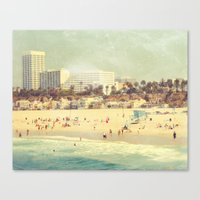 The Best Place On Earth Canvas Print