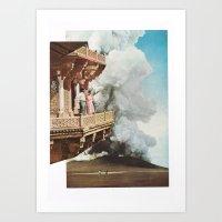 arsicollage_2 Art Print