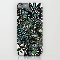 shards iPhone 6 Slim Case