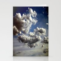 Cloud Formations Stationery Cards