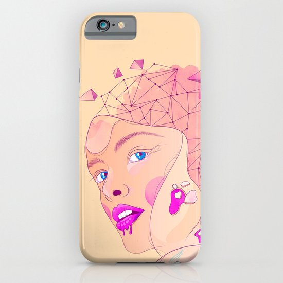 Transmutation iPhone & iPod Case
