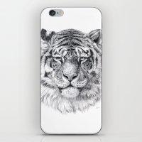 Tiger G003 iPhone & iPod Skin