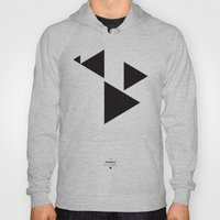 The Triangle Experiment Hoody