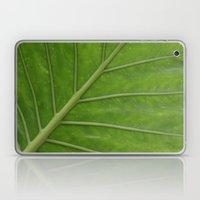 Elephant Ear Leaf Laptop & iPad Skin