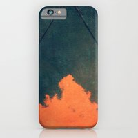 iPhone & iPod Case featuring Presence (Pilliar of Cloud/Pillar of Fire) by Piccolo Takes All
