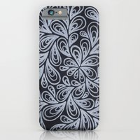 White Drops iPhone 6 Slim Case