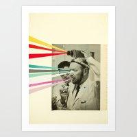 Communicator Art Print