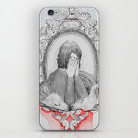 Oh,no. iPhone & iPod Skin