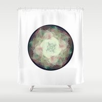 Devil in disguise Shower Curtain