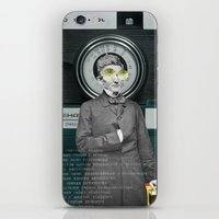 Dr Smena And The Cozmic … iPhone & iPod Skin