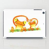 We Heart iPad Case