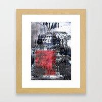 THE ETHNOLOGY Framed Art Print