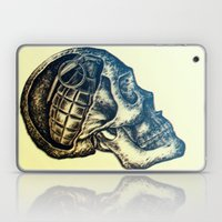Death Mind Laptop & iPad Skin