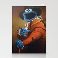 Monster Ducookie Stationery Cards