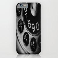 Retro Phone iPhone 6 Slim Case