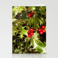 Real Christmas Stationery Cards