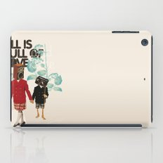 ALL IS FULL OF LOVE iPad Case