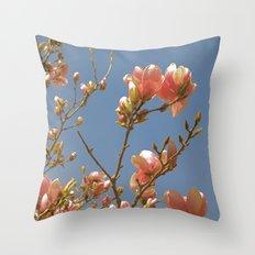 Hope Springs Eternal Throw Pillow