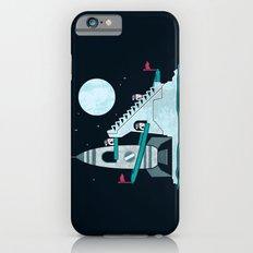 Penguin Space Race iPhone 6 Slim Case