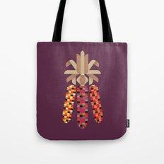 Indian Corn Tote Bag