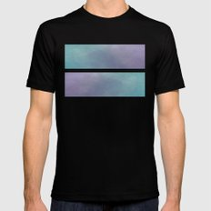Equal Mens Fitted Tee Black SMALL