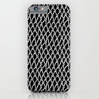 Net Black iPhone 6 Slim Case