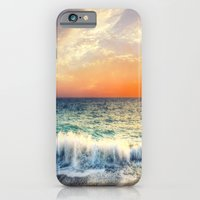 Sunset delight iPhone 6 Slim Case