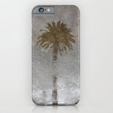 Rainy Day Palm Tree Slim Case iPhone 6s