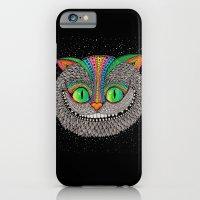 Alice in wonderland art fan by Luna Portnoi iPhone 6 Slim Case