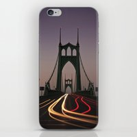 St. Johns Bridge iPhone & iPod Skin