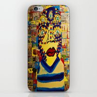 News and eyes iPhone & iPod Skin