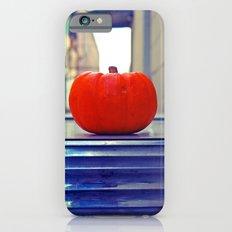 Pumpkin nostalgia iPhone 6 Slim Case