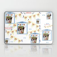 Happy Valley Farmer's Ma… Laptop & iPad Skin