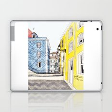 Beautiful Lisbon by Charlotte Vallance Laptop & iPad Skin